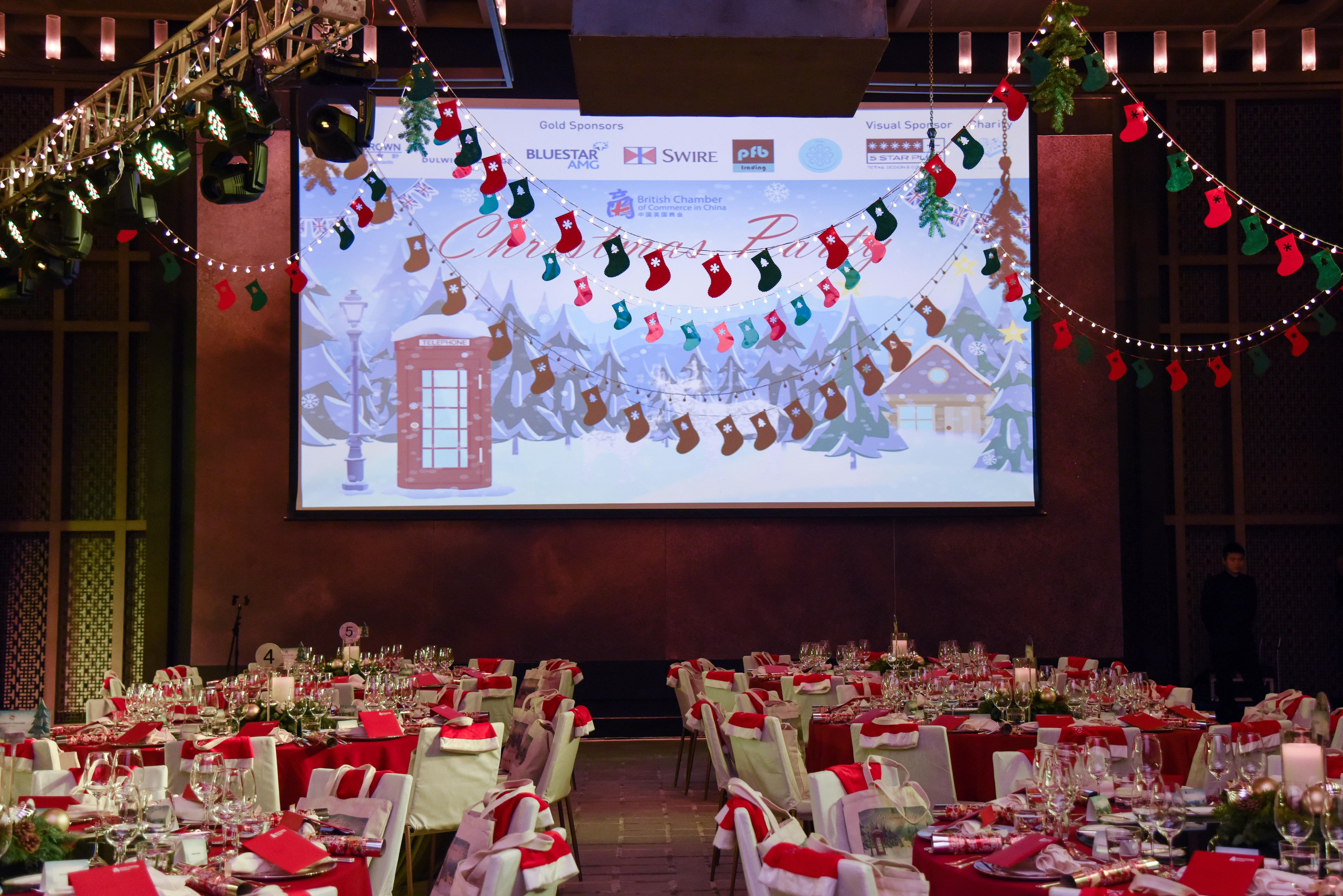 2018 BritCham Christmas Party - Review - British Chamber of Commerce